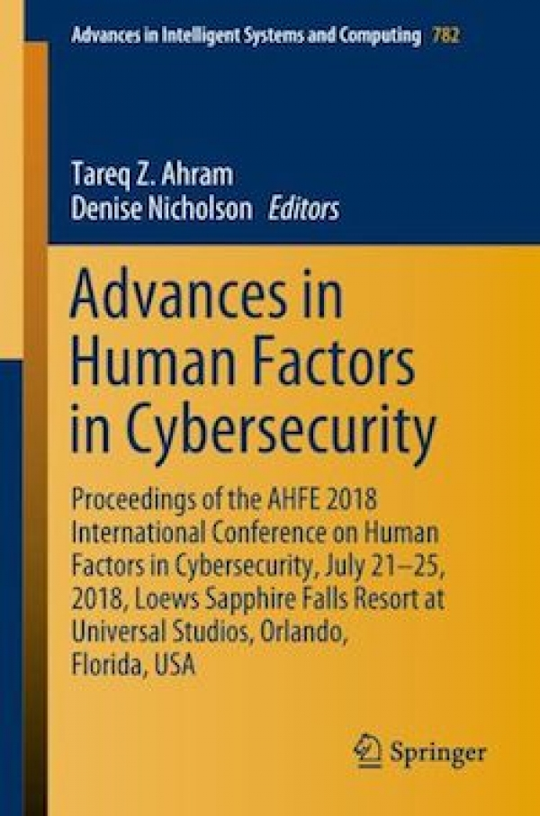 Building Organizational Risk Culture in Cyber Security: The Role of Human Factors