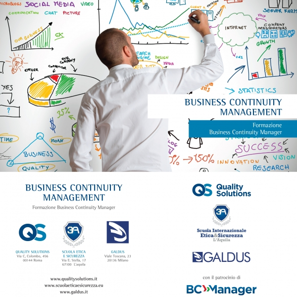 Corso Business Continuity Management