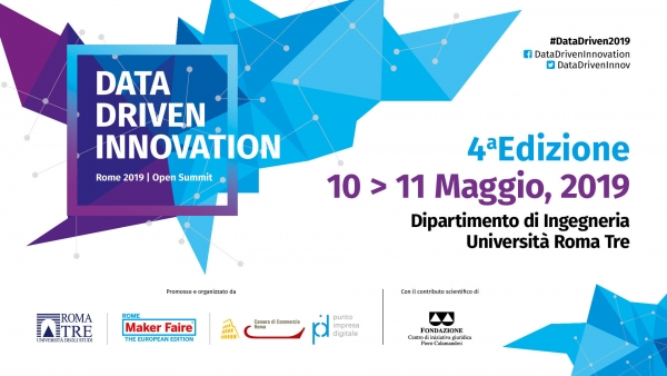 Themis a Data Driven Innovation - Roma, 10-11 Maggio 2019
