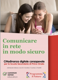 """Comunicare in rete in modo sicuro"" - Digital awareness paths"