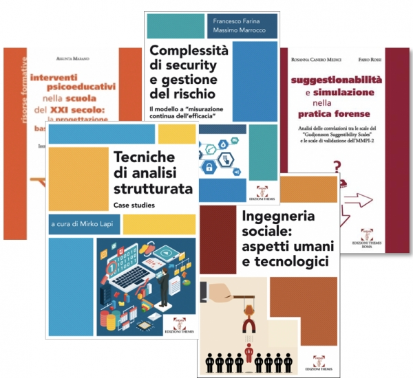 Collaborazione editoriale del Centro Themis con il Master Homeland Security